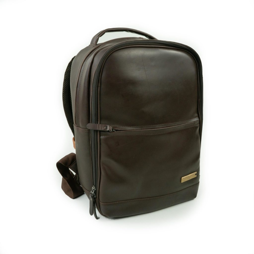 BALSA manufacturing leather Backpack